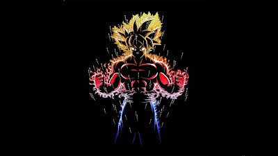 Goku Ultra Instinct 4k Wallpaper