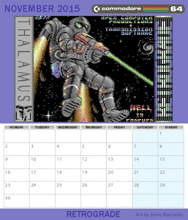 Sunteam: Calendario Commodore 64 2015