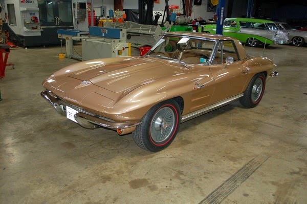 Gas Monkey Chevrolet Corvette de 1964