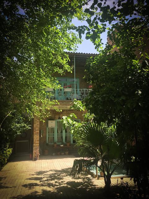 Cedar Hostel; Tehran, Iran