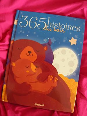 cadeau Noël 2016 365 histoires du soir éditions Hemma à partir de 2 ans