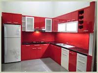 10 Tips Ampuh Merancang Kitchen Set Minimalis untuk Rumah Minimalis