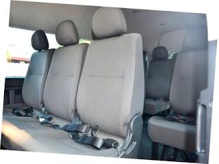 Rental Mobil Hiace Jakpus