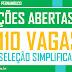 PREFEITURA DE MUNICÍPIO EM PERNAMBUCO ABRE SELEÇÃO SIMPLIFICADA COM 110 VAGAS