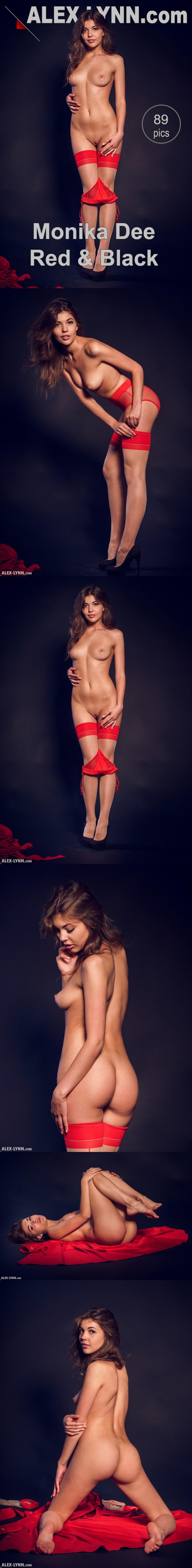 ALn__20180815_Monika_Dee_-_Red__Black.zip-jk- ALn  20180815 Monika Dee - Red  Black