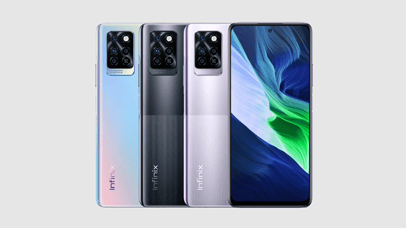 Infinix NOTE 10 Pro series will arrive in PH in July