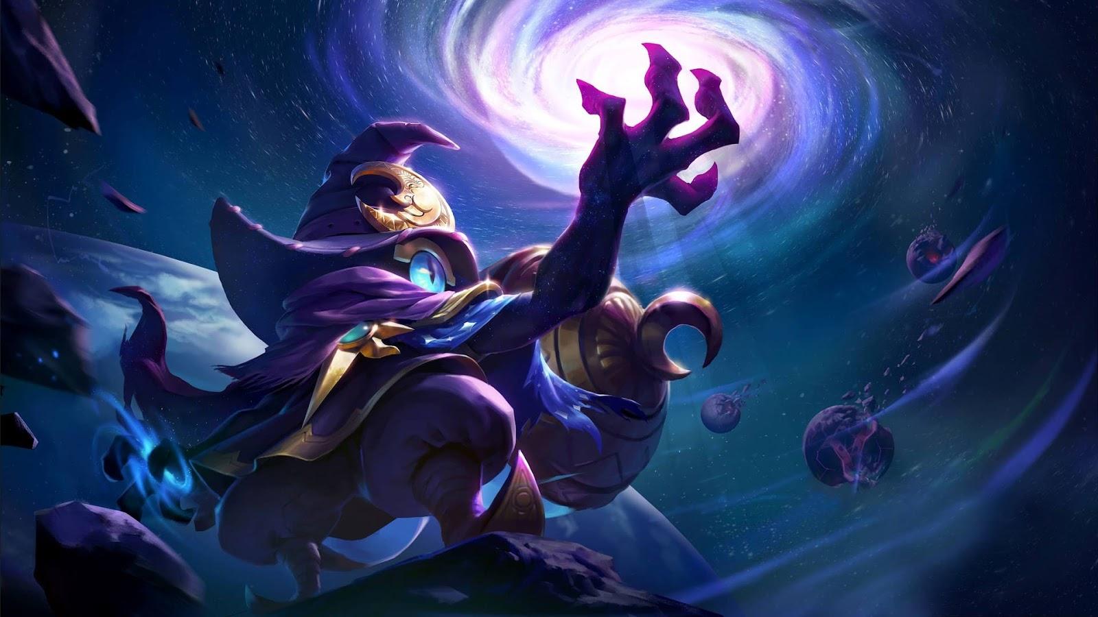Wallpaper Cyclops Starsoul Magician Skin Mobile Legends HD for PC