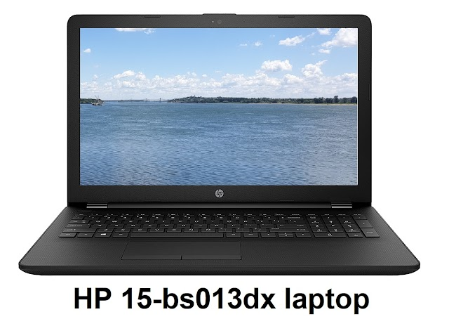 HP 15-bs013dx - great 15.6-inch laptop deal