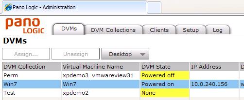 Removal of an Ethernet adapter on a VMware provisioned VM when