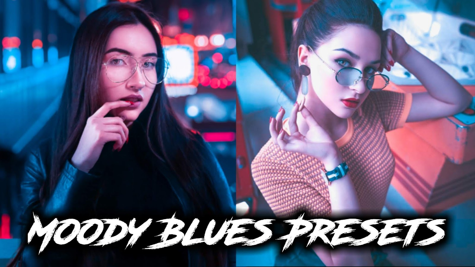 New Blues lightroom mobile free presets - Best professional