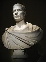 Προτομή του Ιουλίου Καίσαρα, Βιέννη, Μουσείο Ιστορίας της Τέχνης.