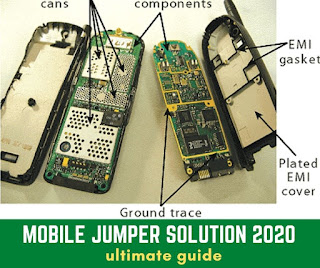 how to jumper in mobile phone repairing