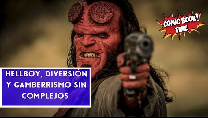 'Hellboy', diversión y gamberrismo sin complejos