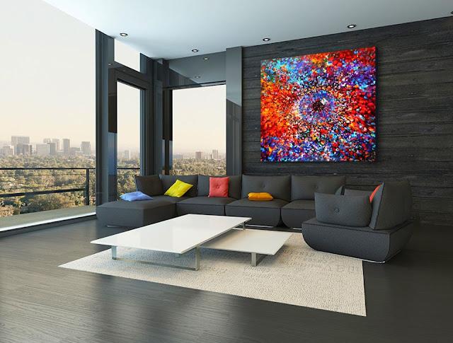 My ART in Interiors