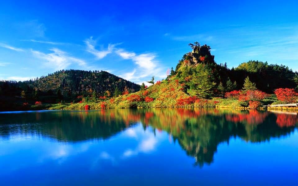 World's Most Beautiful Nature Reflection Photography