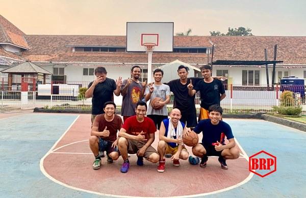 Gelaran PORSENAP 2019 Lapas Pemuda Tangerang Berlangsung dengan Meriah, Mahasiswa Kampus Kehidupan Juara Basket 3-on-3