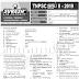 TNPSC GROUP 2 & 2A 2020 தேர்வுக்கு  SURESH IAS ACADEMY தற்போது நடத்திக்கொண்டிருக்கும் POLITY முழு மாதிரி தேர்வு 1,2,3,4,5 updated