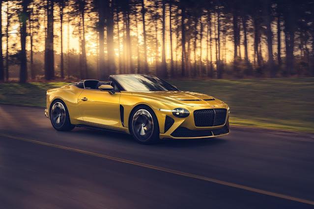 Bentley Bacalar Price