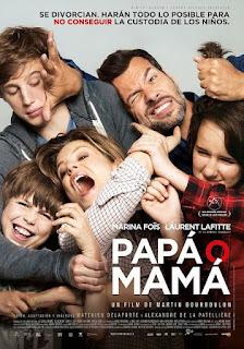 Cartel: Papá o mamá (2015)