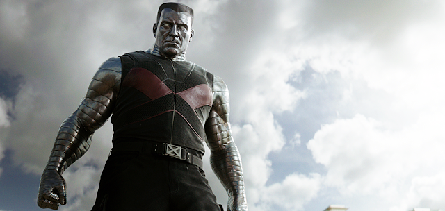 DEADPOOL: Colossus