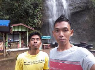 air terjun di sumatera barat