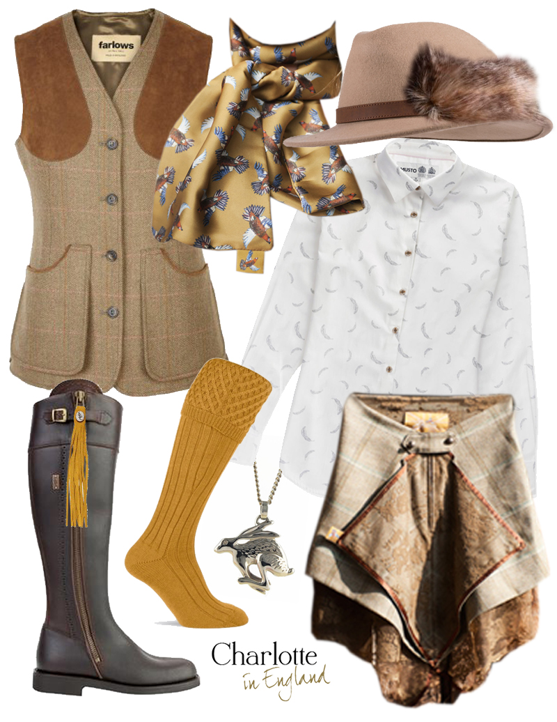 What to Wear: Twelve Glorious Outfits for the Glorious Twelfth Shooting Season (Men & Women)
