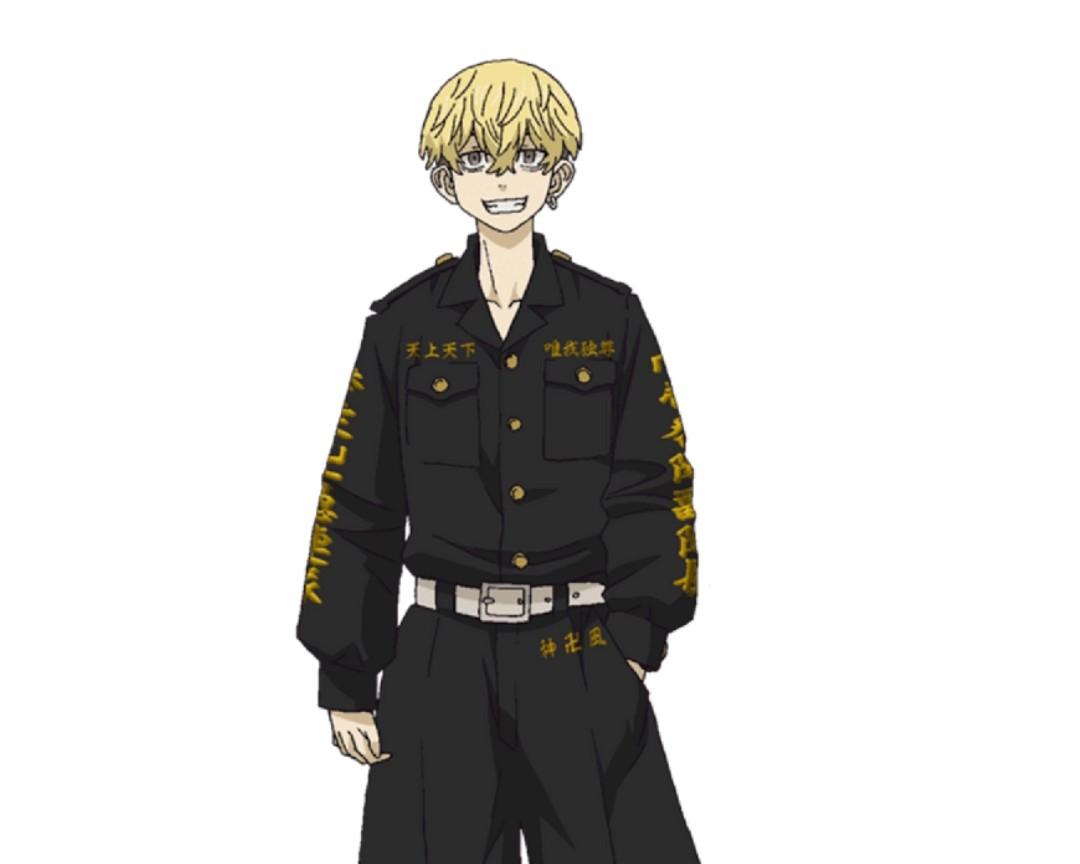 Tokyo Revengers karakter