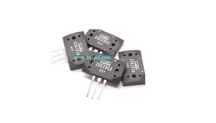 Cara Membedakan Transistor Sanken Asli atau Palsu 2SC2922, 2SA1216