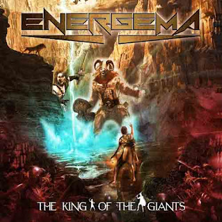 "Ο δίσκος των Energema ""The King of the Giants"""