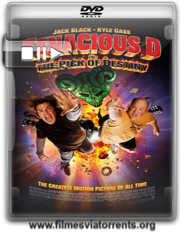 Tenacious D – Uma Dupla Infernal (Tenacious D in The Pick of Destiny) Torrent - DVDRip Dublado (2006)