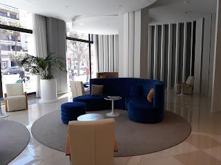 Zona relax hotel monte puerta tierra
