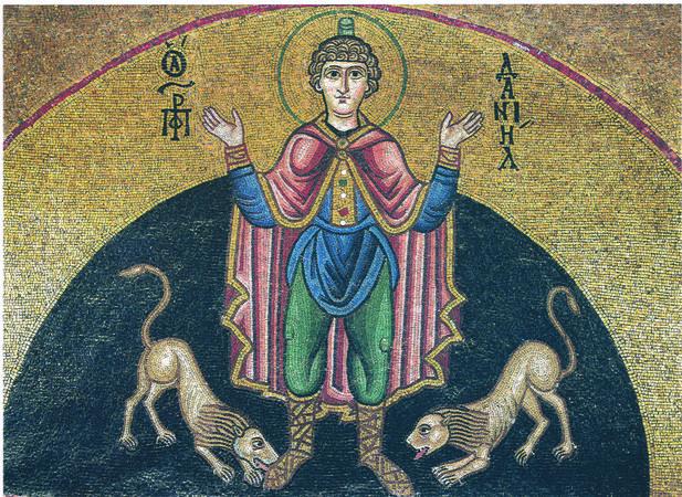 RORATE CÆLI: Saints of the Old Testament: St  Daniel, prophet
