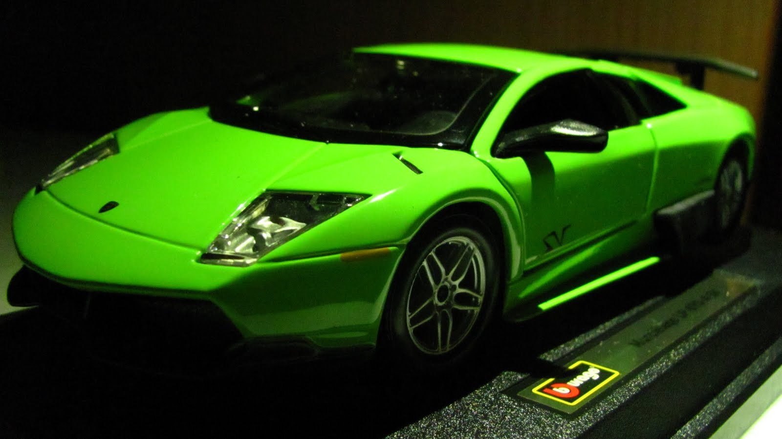 Neil S Moto Musings My Garage Lamborghini Murcielago Lp 670 4