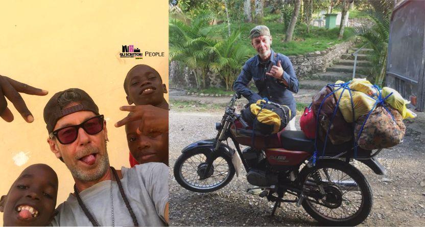 Intervista a Riccardo Marcatti, viaggiatore volontario