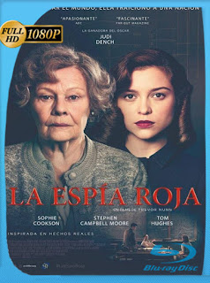 La Espía Roja (2018) HD [1080p] Latino [Google Drive] Panchirulo