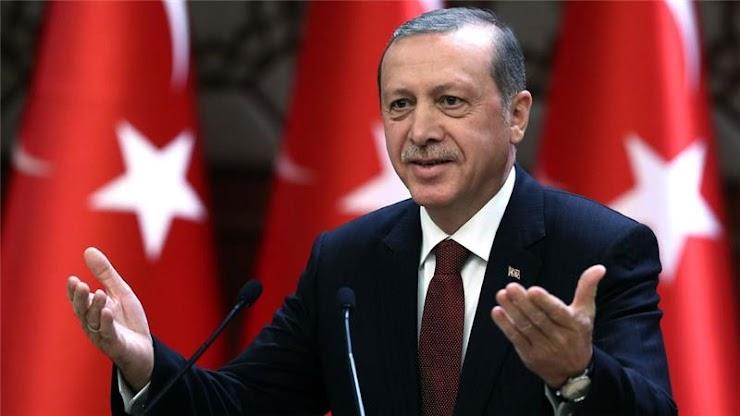 Erdogan: Israel mau rampas Al-Aqsa dari muslim pakai kedok terorisme