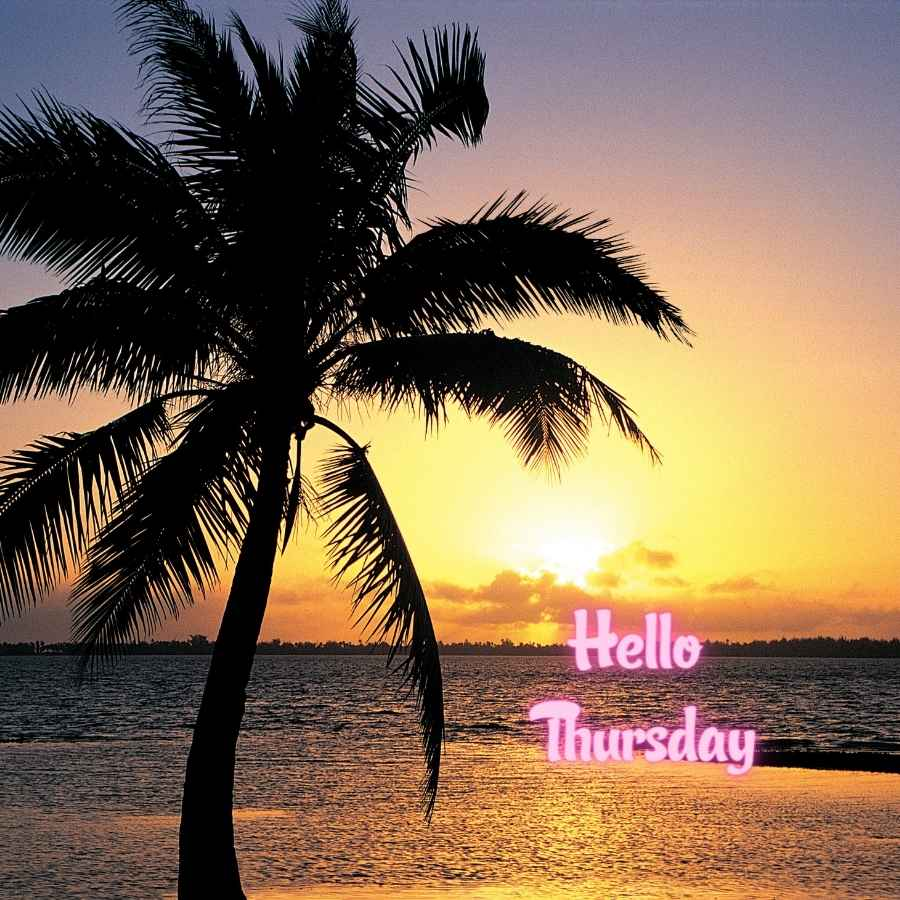 happy thursday morning images