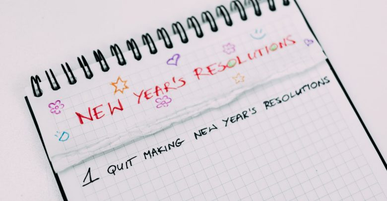 How To Follow Through On Your New Year's Resolutions