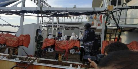 Viral, Jenazah WNI di Kapal China Disimpan di Mesin Pendingin Ikan Sejak Bulan Juni
