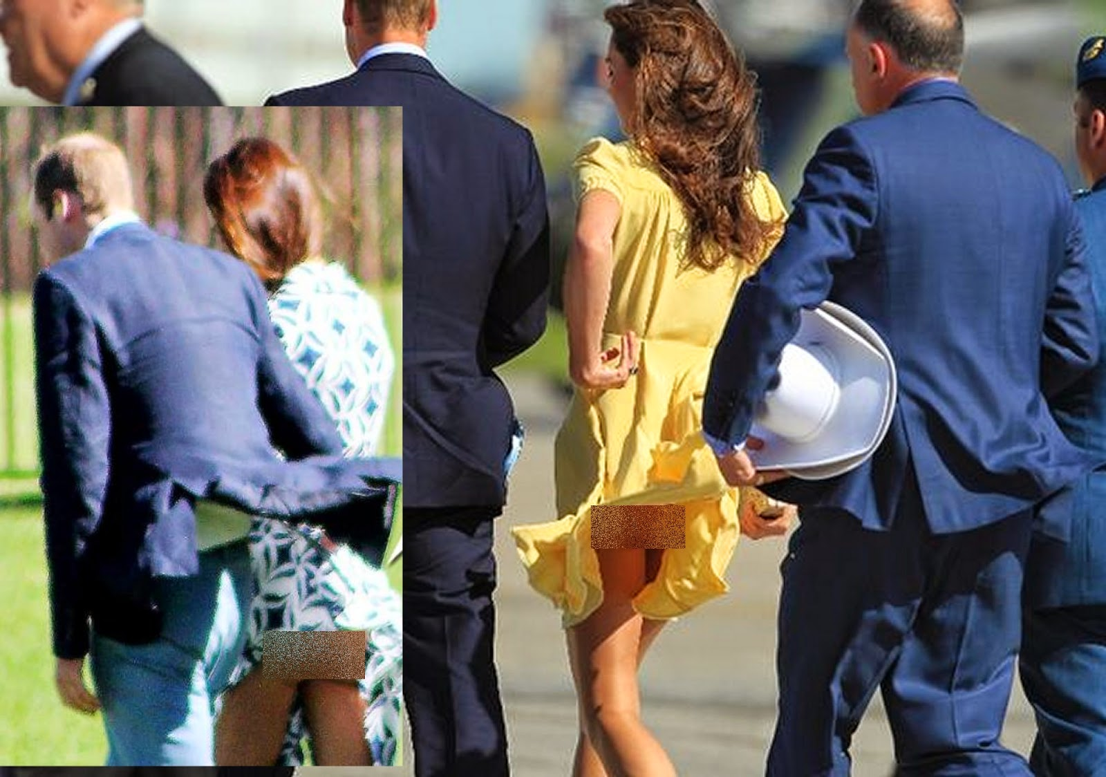 Question Quite, kate middleton bare