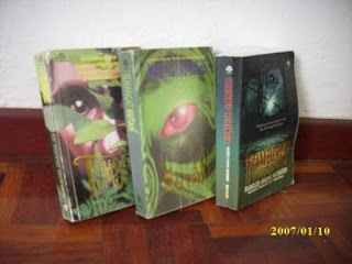 Novel Legasi Tombiruo