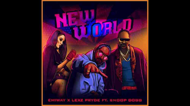 New World Lyrics in English - Emiway Bantai, Lexz Pryde and Snoop Dogg