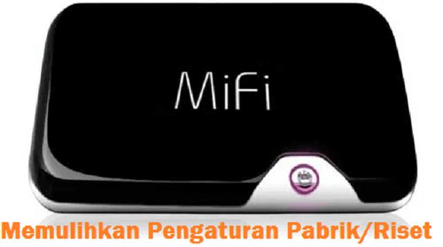 Cara Pasang WiFi ID