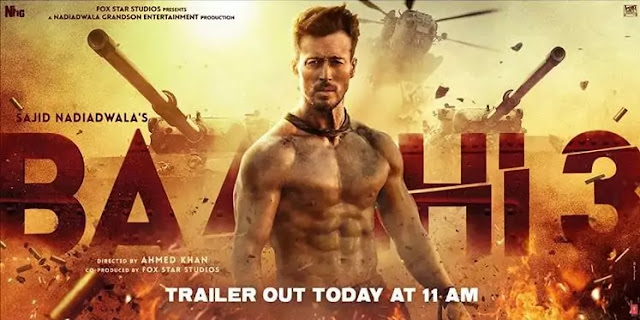 Baaghi 3 movie (2020) Reviews, Box Office, cast & Release date And More