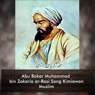 Hasil gambar untuk Abu Bakar Muhammad bin Zakaria ar-Razi