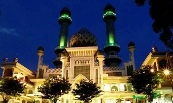 masjid megah kota malang