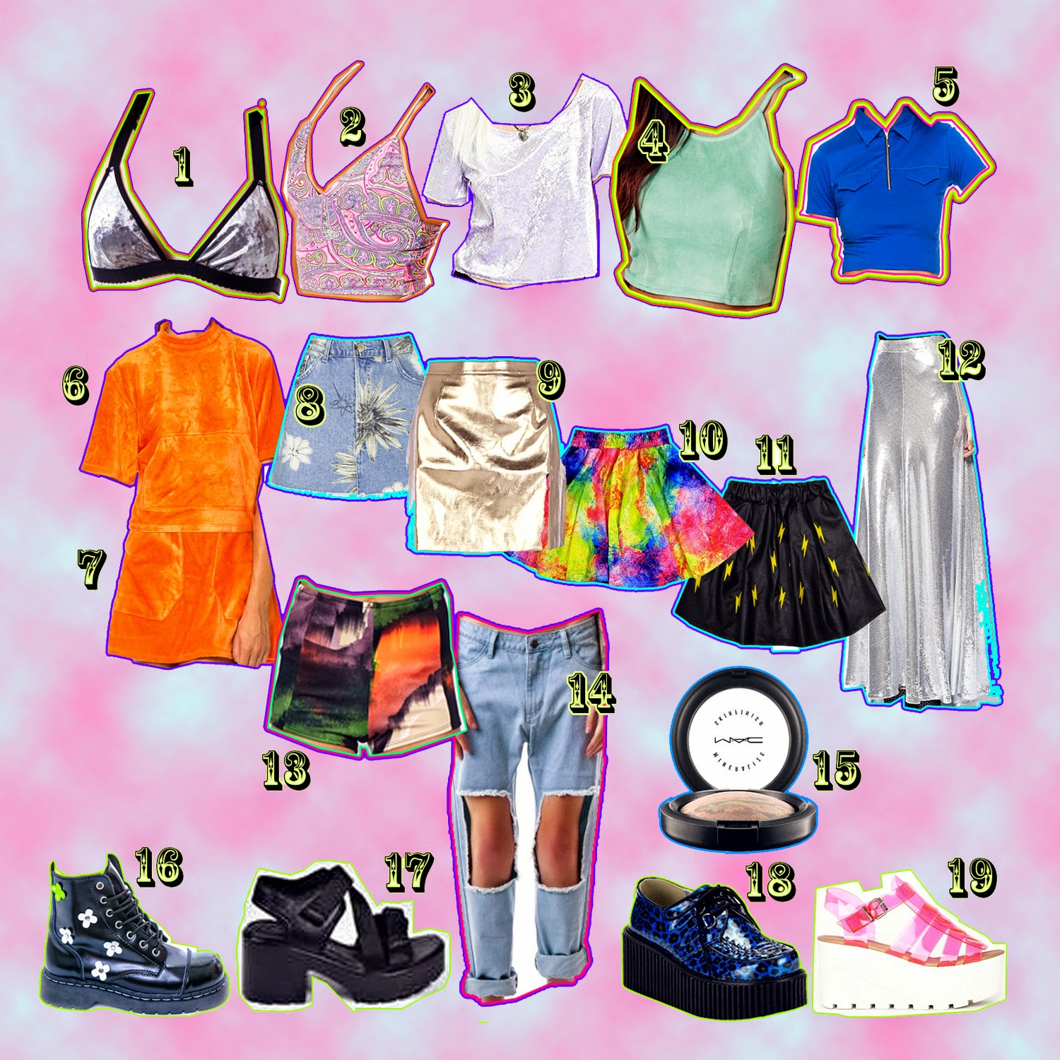 MY 'I SHOULD BE LOOKING FOR AUTUMN CLOTHES BUT SUMMER IS BETTER' WISHLIST// AUGUST