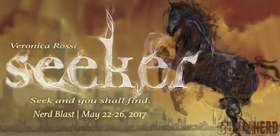 Promo and Giveaway: Seeker by Veronica Rossi