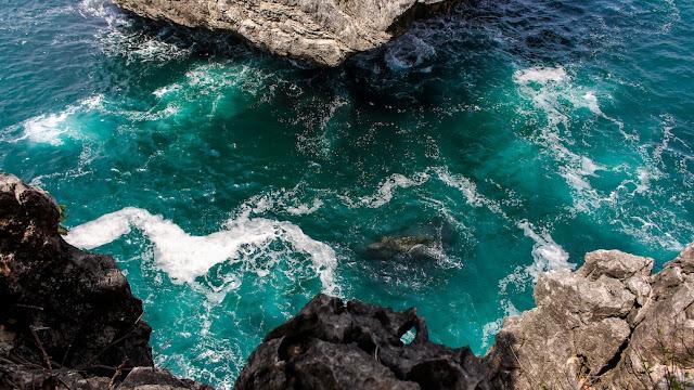 karang bokor cliff