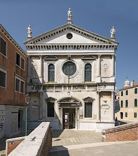 The church of San Sebastiano in Dorsoduro has many  works by the Venetian Renaissance painter Veronese